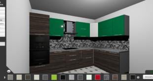 Планировщик кухни