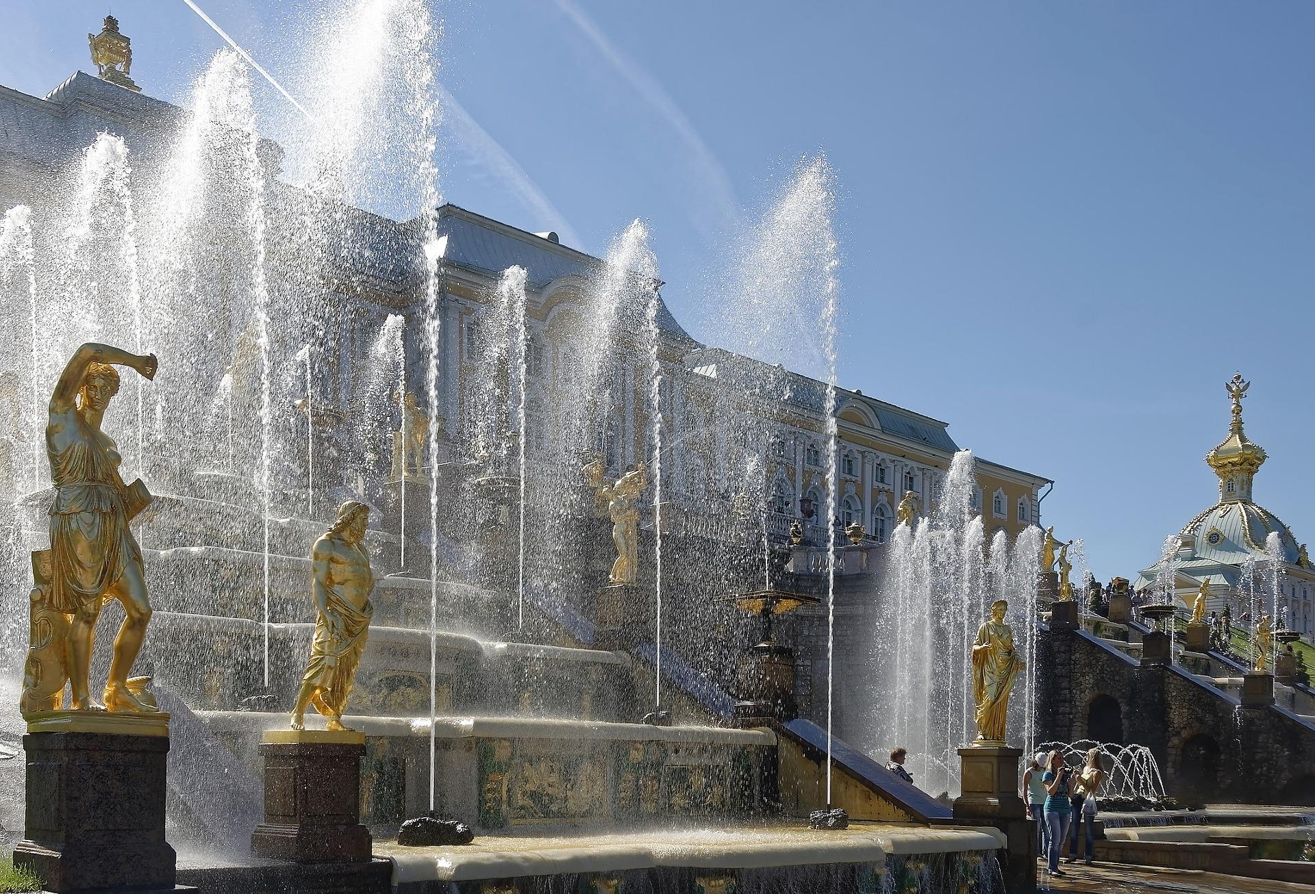 Экскурсия в Санкт-Петербург 1